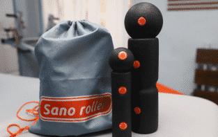 Лікування суглобів за методикою Sano Roller