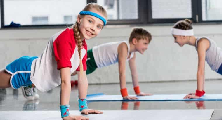 Відкрито набір на спеціалізовані групові зайняття з корекції постави у дітей від 7-ми до 16-ти років