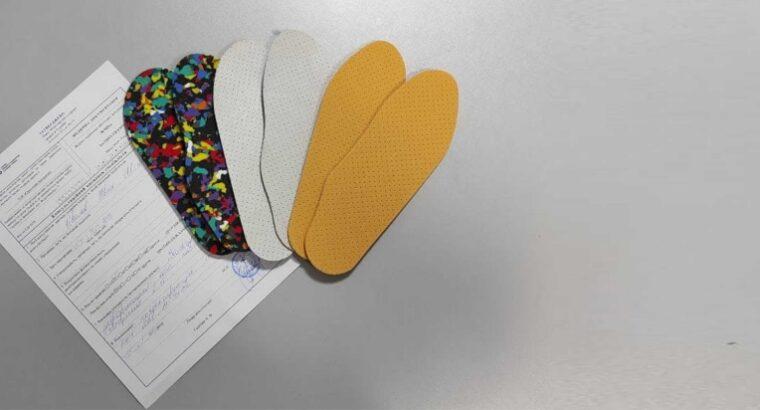 У клініці «OrtoSano» проведено відбір постачальників матеріалів для заготовок ортопедичних устілок